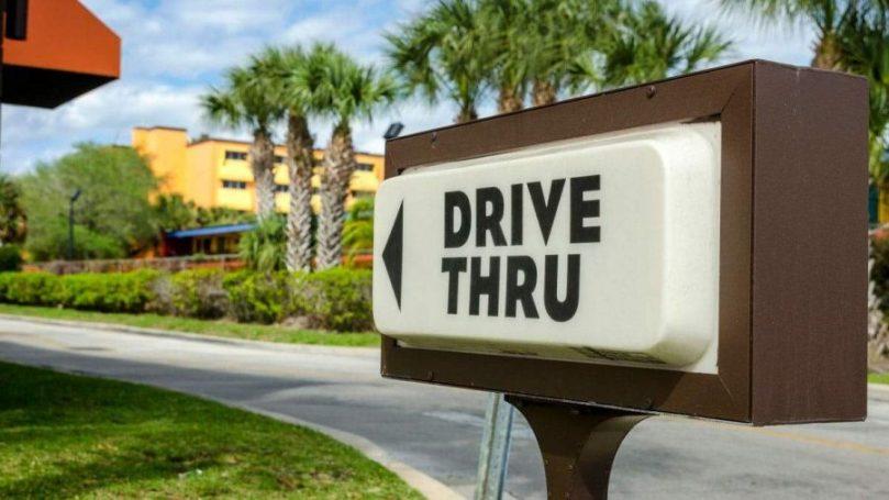 Drive-Thru   Foto: Internet