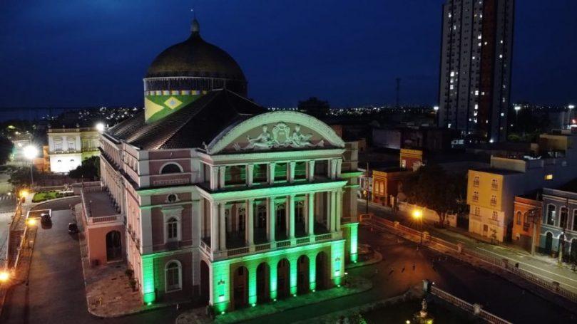 Teatro Amazonas   Foto: Michael Dantas