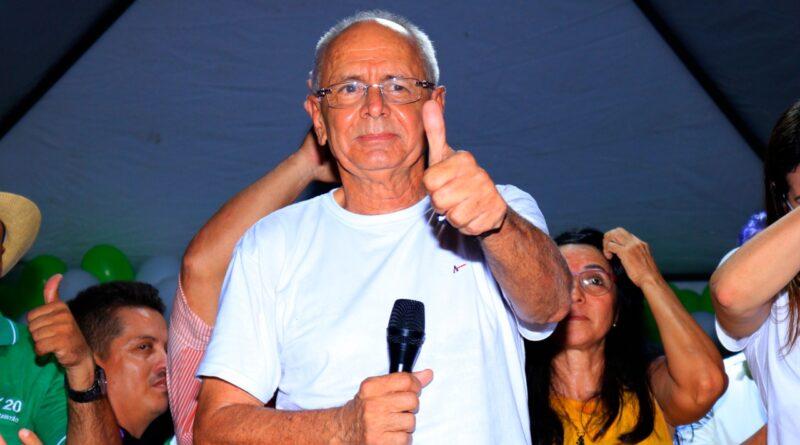 Eleições 2020 Angelus Figueira | Foto; Internet
