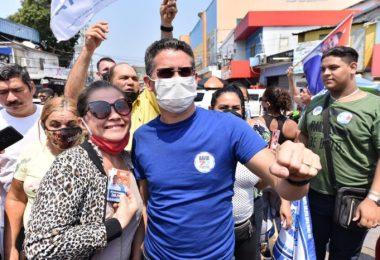 Eleições 2020 David Almeida   Foto: Assessoria