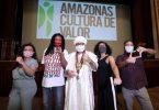 Wilson Lima assina decreto que regulamenta Lei Aldir Blanc no Amazonas | Fotos: Herick Pereira/Secom
