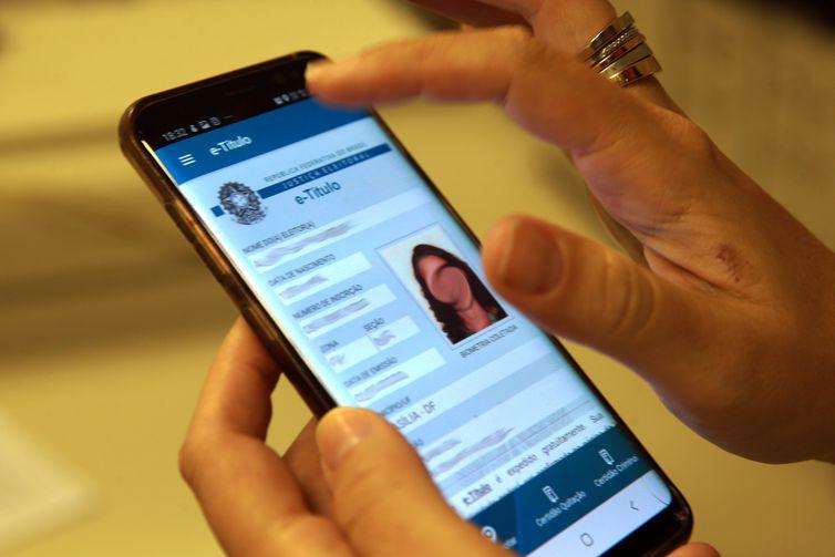 título de eleitor digital | e-Título | Foto: Internet
