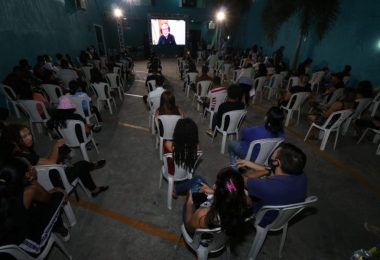 Eleições 2020 Amazonino   Foto: Assessoria