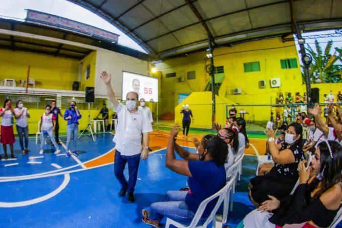 Eleições 2020 Ricardo Nicolau | Foto: Grazielle Fernandes