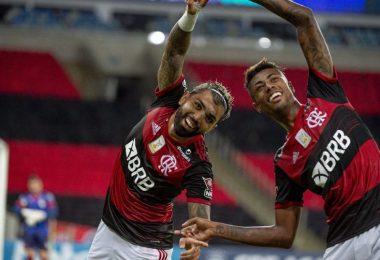 Flamengo Libertadores 2020 | Foto: Alexandre Vidal