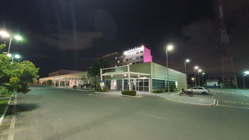 Hospital Delphina Aziz Covid-19 | Fotos: Rodrigo Santos e Paulo Bahia/ SES-AM