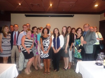 Pictures from the 2013 Zukowski Family Foundation Award Ceremony