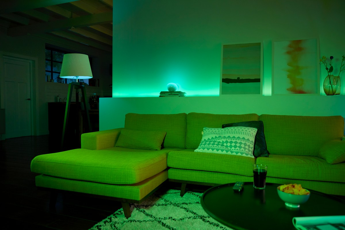 Philips Hue in openHAB integrieren