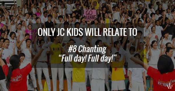 20 Signs You Went To JC, Died and Resurrected After A-Levels