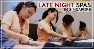 11 Non-Lupsup Late Night Massage Spas That Open Past 2.00am