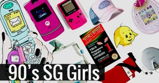40 Things Only '90s Singaporean Girls Can Relate To