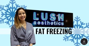 Lush Aesthetics Review: We Tried Freezing Stubborn Fats And Peeing Them Out