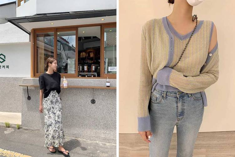 korean fashion wonlog