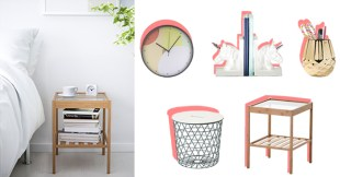 14 Gorgeous Decor From Singapore Furniture Stores For Girls With Small Rooms