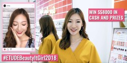 ETUDE House Is Looking For Their Next Beauty It Girl 2018 And It Could Be You