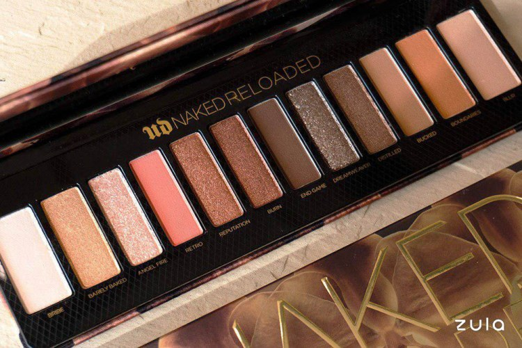 beauty launches march 2019 urban decay naked reloaded