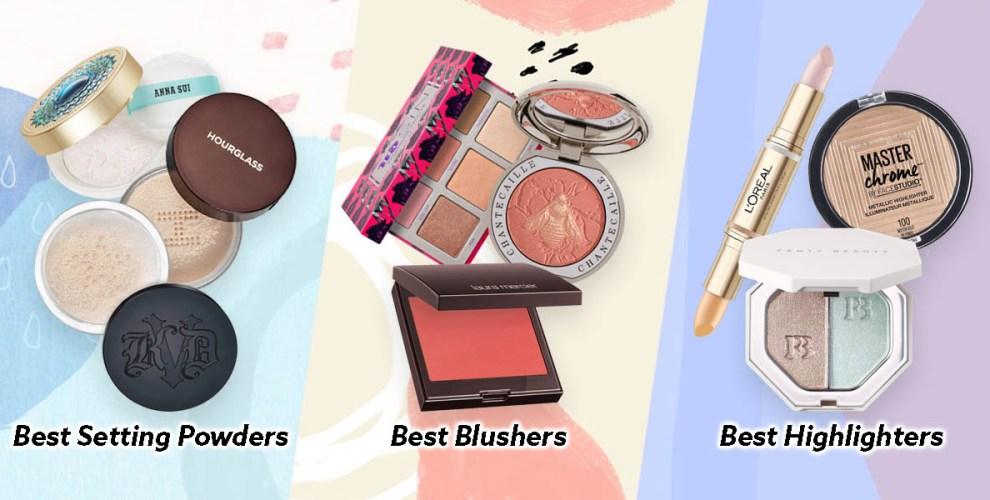 best setting powders 2019