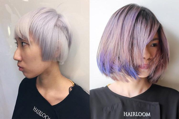 salons pastel hair