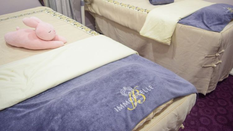 affordable facials immortelle beauty