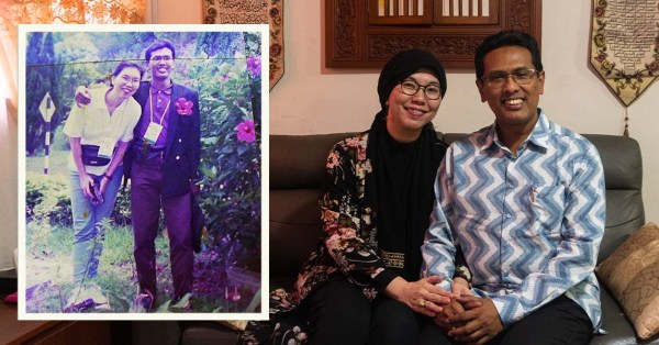 Interracial Marriage In Singapore: Japanese-Malay Couple Married For 23 Years Share Their Love Story