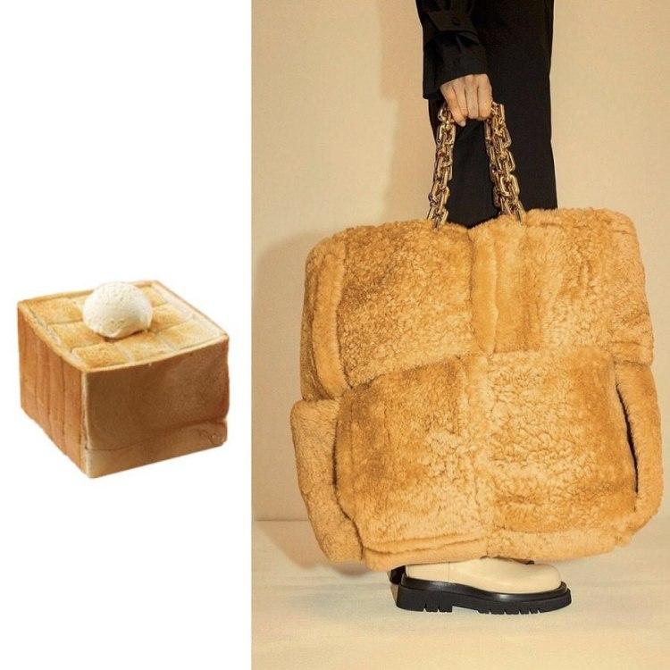 toast bread bag