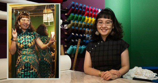 Why This 25-Year-Old Modern Cheongsam Dressmaker Loves Her 'Old-Fashioned Auntie' Job: Hu Ruixian
