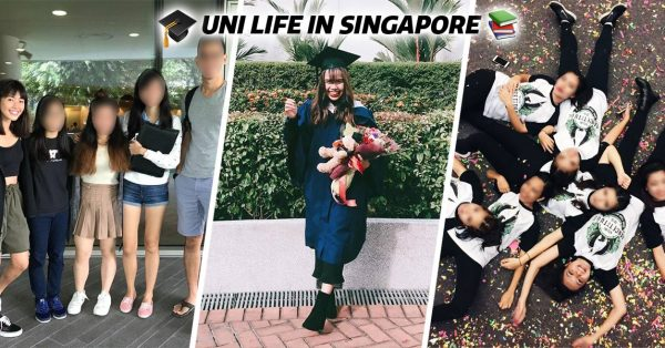 12 University Students On Admission Interviews, Uni Life And Non-Existent Group Mates In Singapore Universities