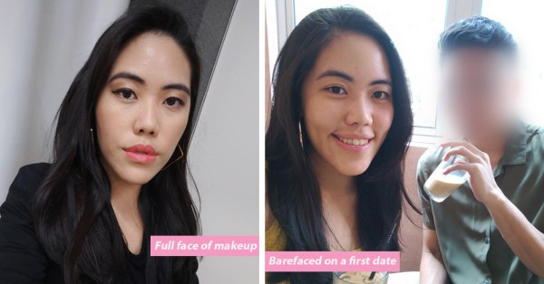 I Went On Tinder Dates Barefaced To See If Men In Singapore Notice When Women Wear Makeup