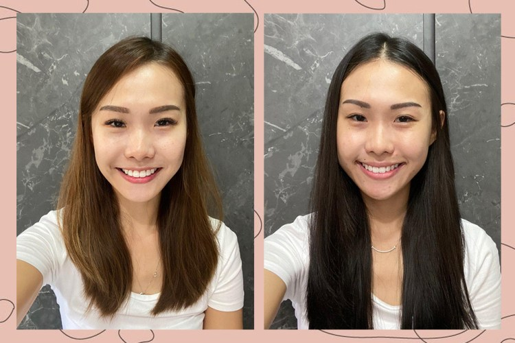 twin skincare routines day 1