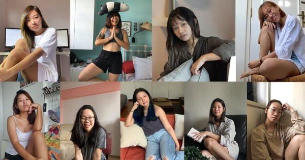 9 Singaporean Girls On The Joys Of Going Barefaced & Not Dressing Up During Circuit Breaker