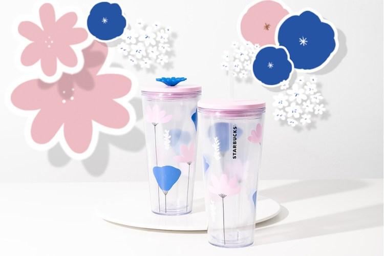 starbucks-flower-tumblers-icy