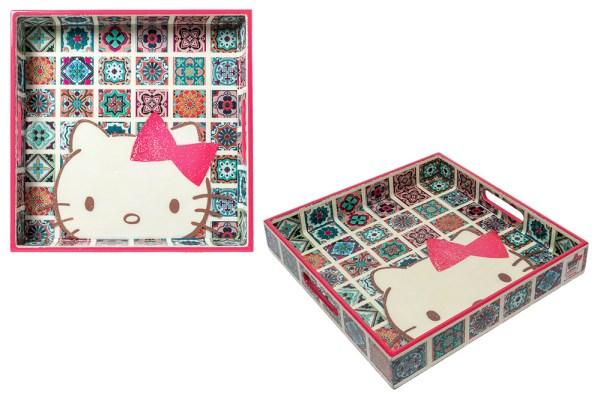 tiles tray