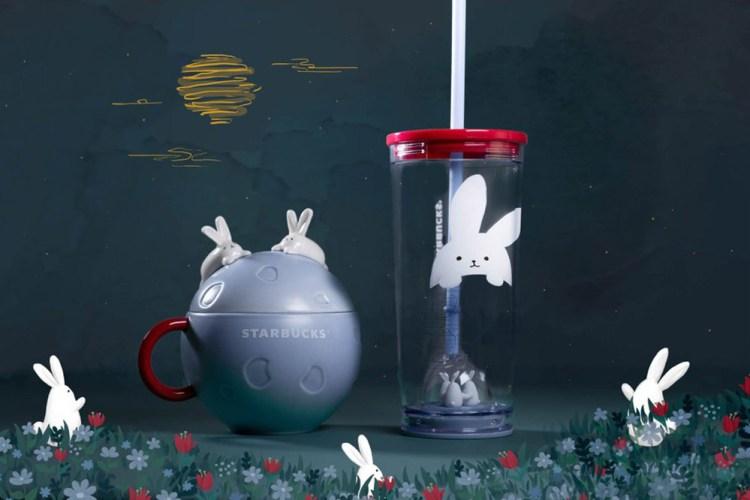 starbucks-bunnies-globe