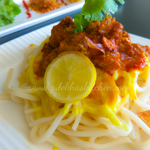 Khao Suey recipe