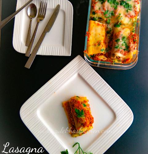 Lasagna Recipe   Lasagna Roll ups Recipe