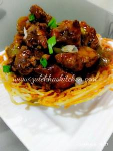 Noodle Basket