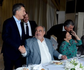 Macri, Michetti, Colombi, Morales, Monzó