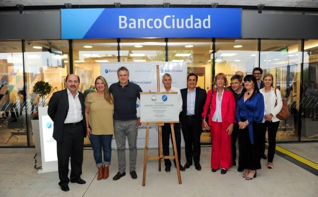 Inauguración sucursal Piedrabuena