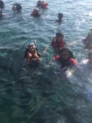 Snorkling di Karmun