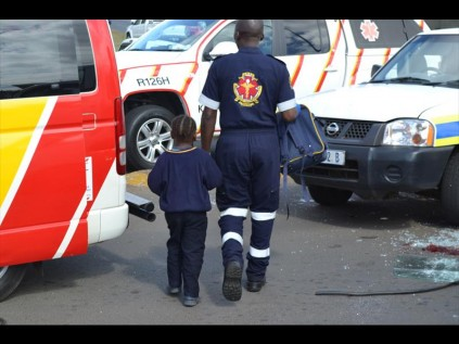 Paramedics on the scene provided medical assistance to all pupils who were subsequently transported to Ngwelezane Hospital for further observation