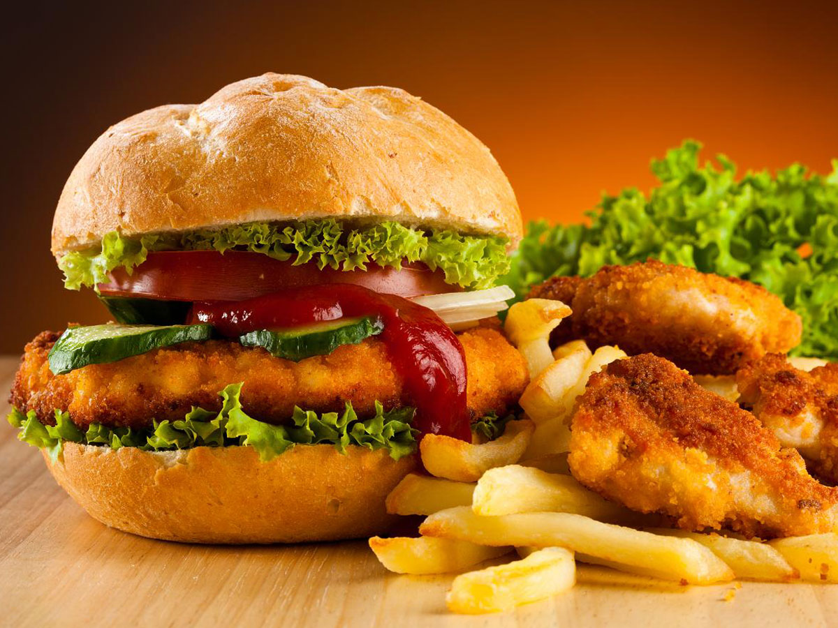10 Facts About Junk Food