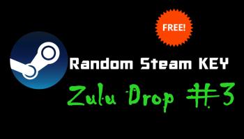 Zulu Drop #6: Free steam key giveaway