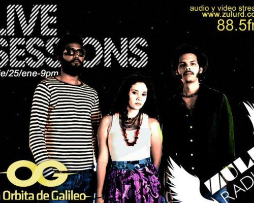 Live Session (La Orbita de Galileo) Disponible