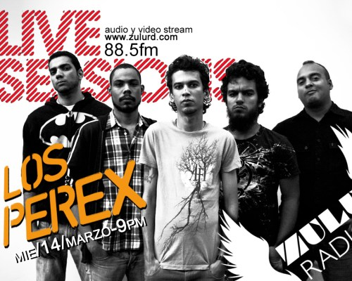 Live Session (Los Perex) Disponible