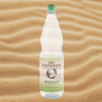 100 Wasser Sprudel 0,75 l