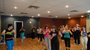 Zumba-thon for End Women Cancer