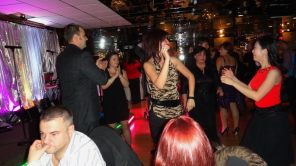 Christmas Party 2011 with Raluca 43