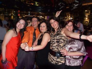 Christmas Party 2011 with Raluca 48