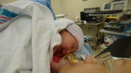 Baby Zoey Birth 05