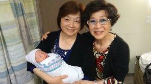 Baby Zoey Birth 11